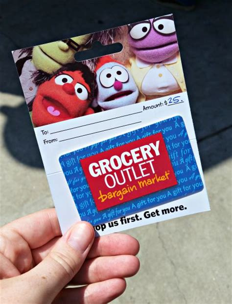 Grocery Store Gift Cards - healthy trail mix for kids and independence from hunger clever housewife