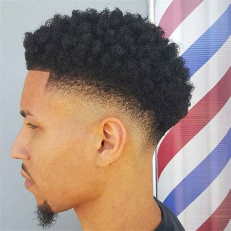 afro tappered all around drop fade haircut men s haircuts hairstyles 2018