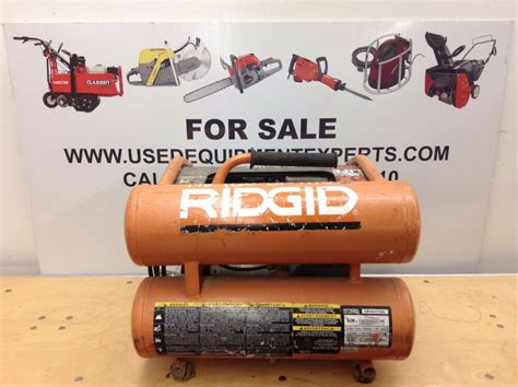 ridgid ofa  gal air compressor electric small