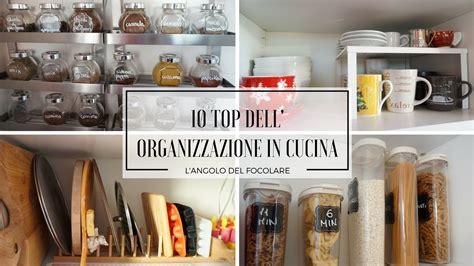 Metodo Kondo Cucina by Top 10 Dell Organizzazione In Cucina