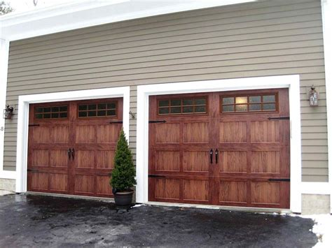 Single Car Garage Size Garage Door Window Inserts That Open Wageuzi