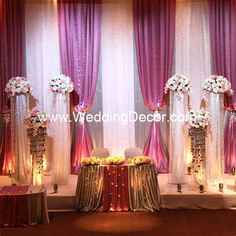 Wedding Background Decorations by Wedding Decoration Backdrops Decoration