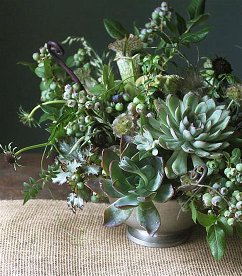 succulent arrangements back to flower power 25 dazzling floral arrangements