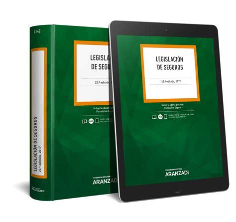 libreria bosch legislaci 243 n de seguros papel e book librer 237 a bosch