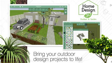 design my home 3d free home design 3d outdoor garden android apps on play
