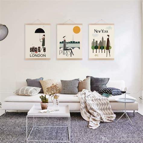 Decoration Mur Salon by D 233 Co Mur Salon 50 Id 233 Es R 233 Tro Vintage Et Artistiques