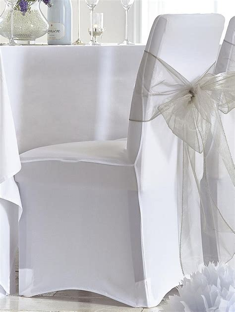 Bonia Silver Gold Cover White best 25 stretch chair covers ideas on banquet