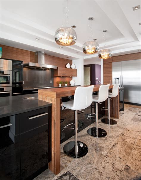 Kitchen Designs Ottawa Open To The View Contemporary Kitchen Ottawa By