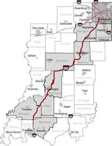 i 69 corridor in southwest indiana receives federal approval