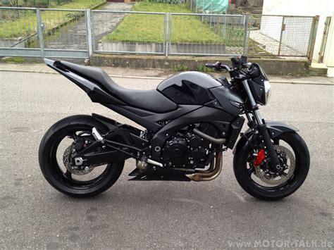 Motorrad Lackieren Erlaubt by Suzuki Gsr 600 Quot Streetfighter Quot Umbau Was Ist Erlaubt Wie