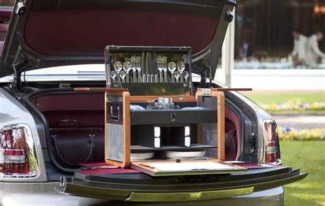 Bmw Motorrad Roadside Assistance Uk by Rolls Royce Bespoke Picnic Set Announced