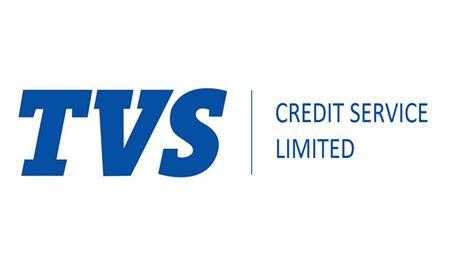 credit services tvs credit services logo ascent india