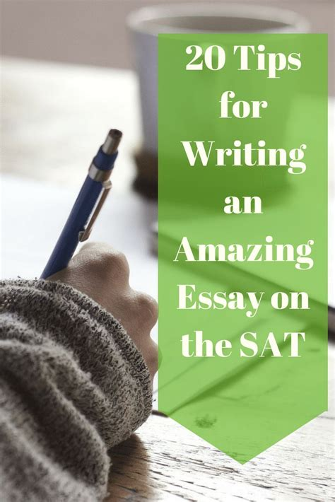 Tips For Writing The Sat Essay by 25 Best Ideas About Sat Essay Tips On Essay Writing Skills Essay Tips And