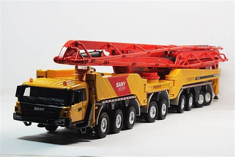 Mobil Truck Engineering 777 52 Mobil Digger popular sany concrete buy cheap sany concrete