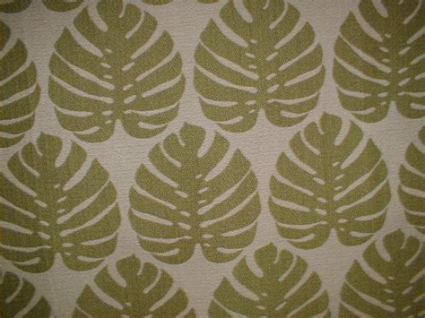 leaf pattern material palm leaf pattern fabric