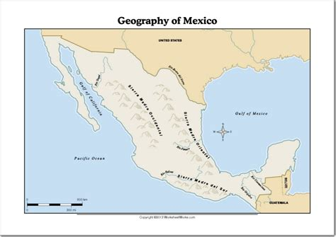 cadenas orograficas principales de mexico mapa f 237 sico de m 233 xico mapa de r 237 os y monta 241 as de m 233 xico