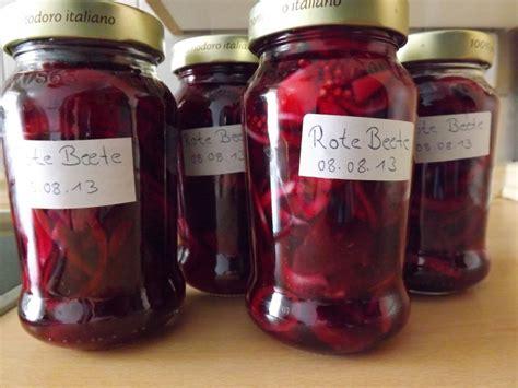 Rezept Rote Beete Einkochen 2982 by Rote Beete Einlegen Herbula Rasa