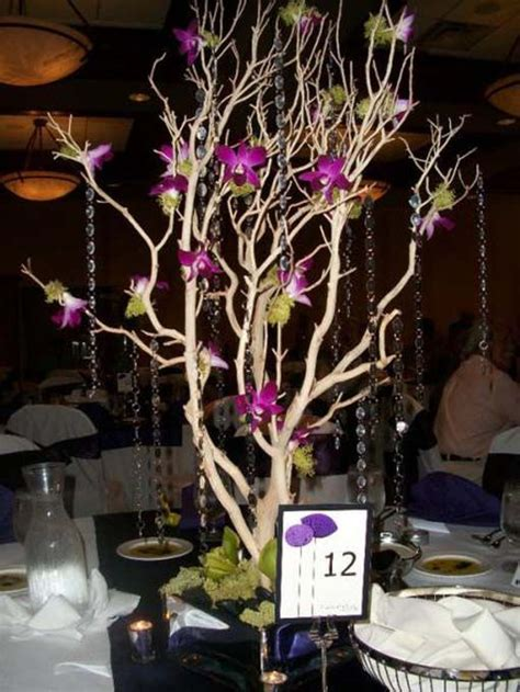 tree centerpieces for wedding tree centerpieces for weddings diy wedding