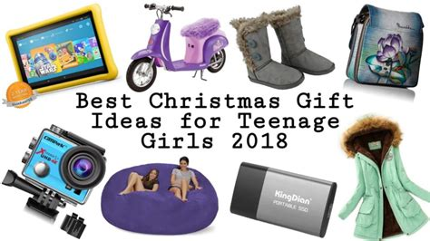 christmas gifts  teenage girls  top birthday ideas  teen girls enfocrunch