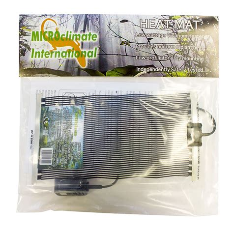Reptile Heat Mat Thermostat by Microclimate Ministat 100 300 Vivarium Or Thermostat