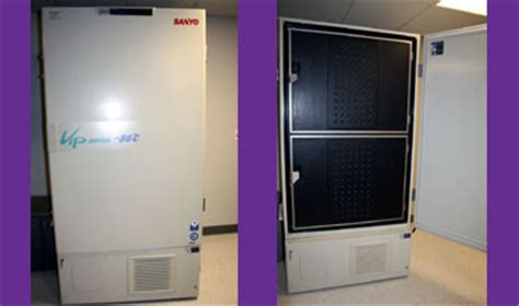 Freezer Sanyo Hf S6l sold used sanyo ultra low temperature freezer from labcommerce