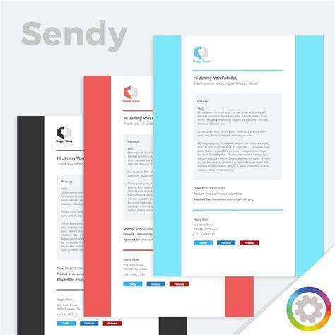 sendy email template prestashop addons