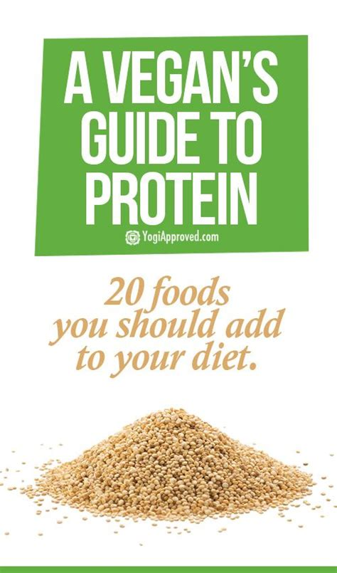 protein dense foods a vegan s guide to protein 20 protein dense foods to add