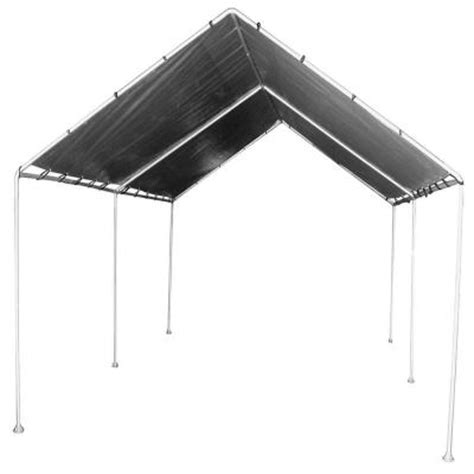 ust 10 ft x 20 ft tarp canopy cano1020 the home depot