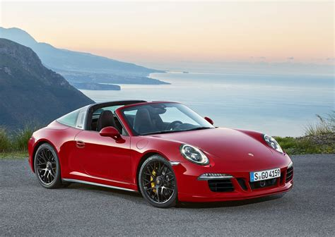 porsche 911 concept cars 2015 porsche 911 targa 4 gts news and information
