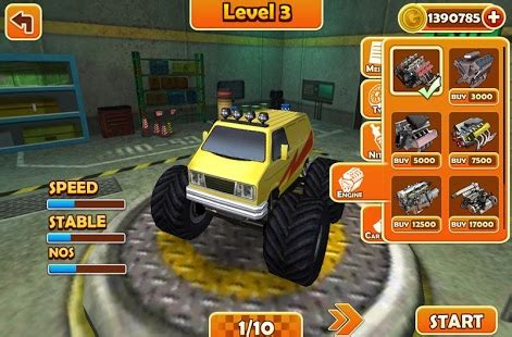 3d monster truck stunt racing monster truck stunt 3d apk 1 1 free racing apps for android