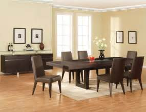 Dining Room Themes Dining Room Beige Dining Room Ideas Feature Rectangular Dining Table With Foamy Dining Chair