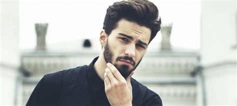 coupe de cheveux homme qui cache le front la barbe une tendance masculine en plein essor actualit 233 du 17 02 2016