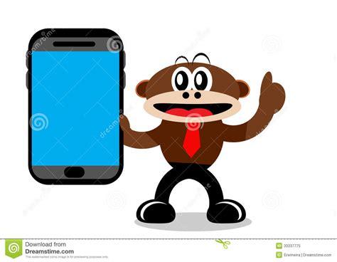 free themes cartoon character cartoon monkey in business themes royalty free stock photo