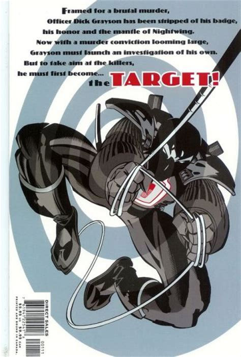 New Collection Grayson For Target by Nightwing The Target 1 The Target On Collectorz