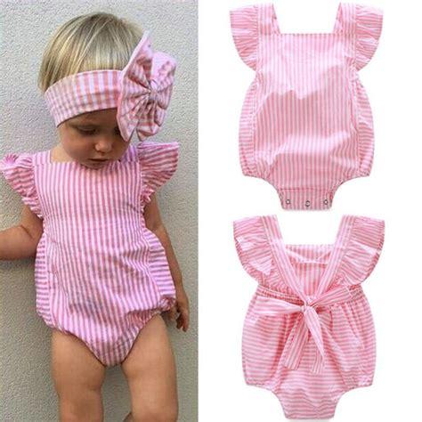 Newborn Infant Baby Cotton Romper Jumpsuit Bodysuit Clothes Outfi toddler infant baby boy cotton romper jumpsuit bodysuit clothes ebay