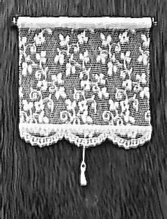 Blinds - Cotton, Silk or Lace | Reverie Miniatures