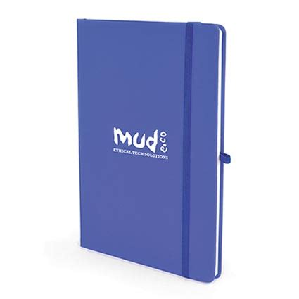 Embossed A5 Soft Touch Notebooks Dimes A5 Lined Paged - a5 soft touch pu notebooks personalised a5 notebooks