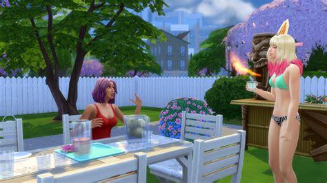 backyard stuff the sims 4 backyard stuff review sims community