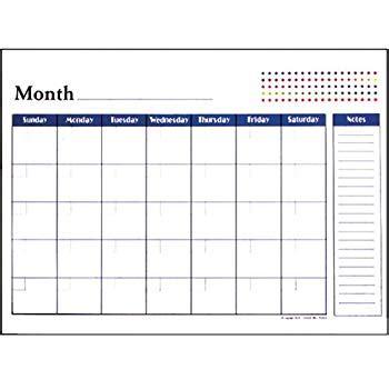 18 month desk calendar amazon com bazic 17 quot x 22 quot undated 12 months desk pad