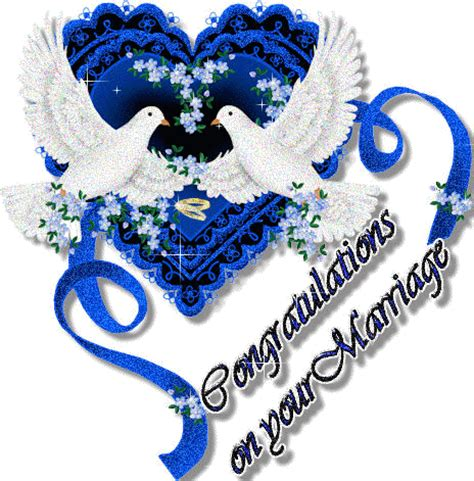 Wedding Congratulations Graphics by Congratulations On Your Marriage Desicomments