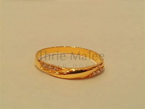 trendy wedding rings in 2016 wedding rings in sri