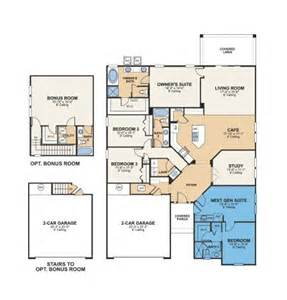 floor plans with inlaw quarters nextgen freedom nextgen home ideas pinterest
