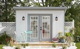 Home Yoga Studio Design Ideas build your own she shed