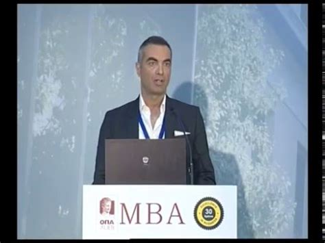 Megaron Mba by Giorgos Kolliopoulos Re Business 30th Anniversary Of