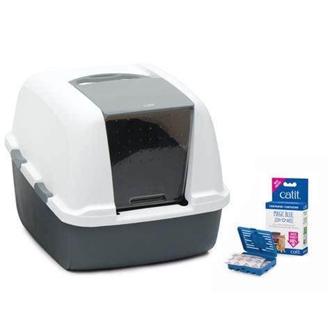 Filter Box Jumbo 46 75cm 44071 catit magic blue litter box jumbo