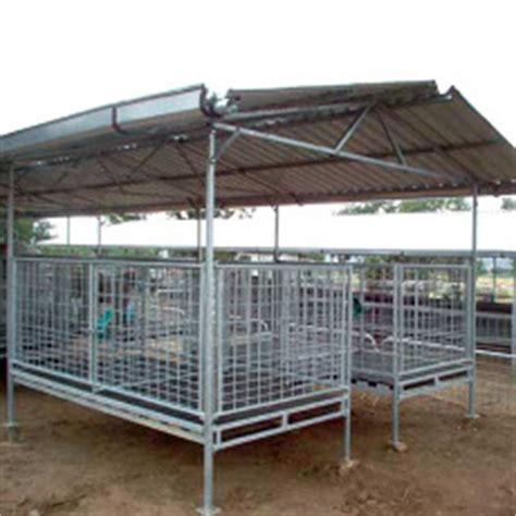 100 Floors Annex Level 7 L Sung by Plastic Slatted Floor Goat Housing Vijay Farms Plastic