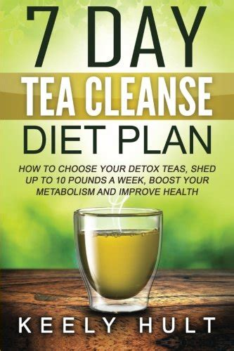 7 Day Detox Cleanse Tea by 7 Day Tea Cleanse Diet Plan How To Choose Your Detox Teas
