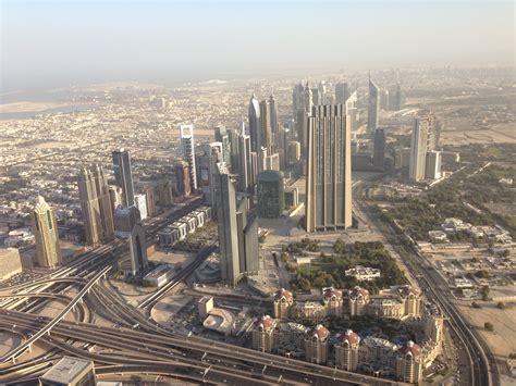 observation deck of burj khalifa burj khalifa skyscraper in dubai thousand wonders