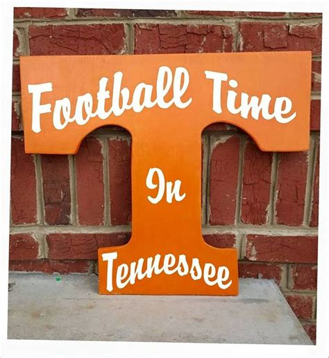 tennessee vols home decor