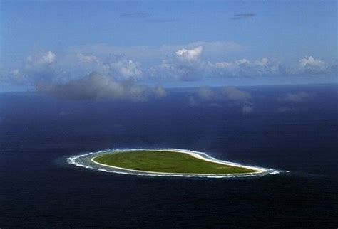 Blind To See Howland Island